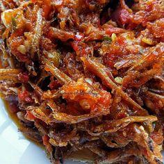Sambal Sauce Recipe, A1 Recipe, Fish Dishes, Spicy Recipes, Kitchen Recipes, Pulled Pork, Lasagna, Pesto, Cravings