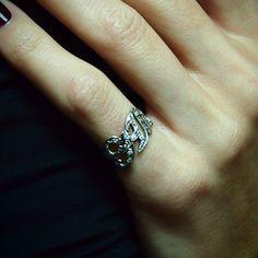 Diamond Name Ring - Plukka - Shop Fine Jewelry Online