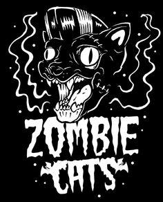 """Zombie Cats またまた!インドネシアから絵が送られてまいりました!今回は巷で話題の(だと思う、笑)、パーティバンド!""""ZOMBIE CATS""""!まだライブを片手で、数えられるぐらいしかやってないのに…(見ても聞いてもないっしょ、笑)。でも、イイゼ!イイゼ〜!!世界もチョイ チョイ""""ZOMBIE CATS""""に注目しているんですな…(恥)。いやいや、前にも書いたけど、このような行動と情熱にはホント心を打たれます!そして、遠くから想いを見 せて伝えてくれる事に本当に感謝です!!バッチリ届いた!!さ、忘れかけている何かを思い出して、CRACKSもZOMBIE CATS(構成員の皆様、またやりましょね!笑)もドンドン攻めていきますか〜!!オ〜ライっ!!*(^o^)/*"""