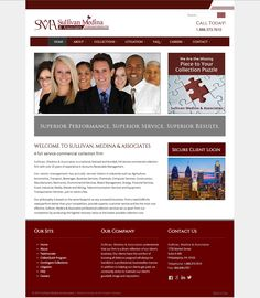 Sullivan and Median Website Desgin Web Design Projects, Wordpress Website Design, Commercial, App, Free, Apps