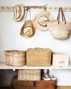 hats & baskets - photo lauren bamford