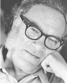 "Isaac Asimov - science fiction and non-fiction author, wrote ""The Foundation"" series Isaac Asimov, Foundation Series, Books To Read, My Books, Sci Fi Books, Great Books, Memoirs, Bestselling Author, Nonfiction"