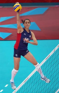 Logan Tom & Women's Quarterfinal: U.S. vs. Dominican Rep. - NBC Olympics