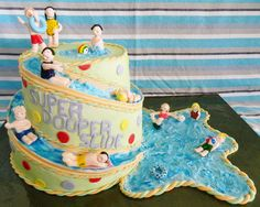 Waterslide - Cake Decorating Community - Cakes We Bake