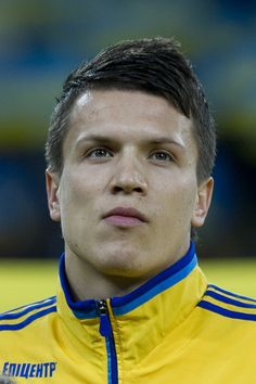 """""""The next title will not be the Europa League but the Champions League. I think Sevilla can beat Real Madrid and Barcelona next season."""" - Yevhen Konoplyanka"""