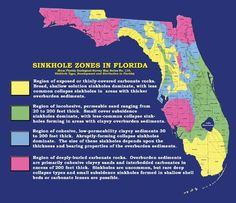 Sinkhole Florida Map.37 Best Fascinating Sink Holes Images Nature Sink Sink Tops