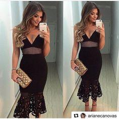 🙆R E P O S I C A OOOO!!!! ✨Que poder de vestido Eh este?✨🙆🙀 ✨Quantooo amooor por este vestido,meu Deus😱😻✨. Este vestido arrasa em qualquer ocasião seja dia ou noite😀✌️😻🙆 Tam P,M e G Tecido : crepe 📞WhatsApp 11-988246867 #love#tbt #look #lookdodia #style #stylish #inspiracao #inspiration #inspo #fashion #fashionista #glam #glamrock #glamour #fancy #trend #tendencia #top #wow #blogger #streetstyle #closettwop #vemproclosettwop #bomdia #sextafeira #dress #chic #black