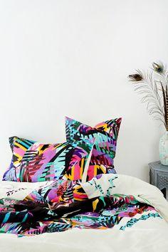 Kris Tate For DENY Kahoolawe Pillowcase - Set Of 2