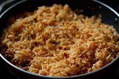 schezwan fried rice recipe | veg schezwan fried rice recipe