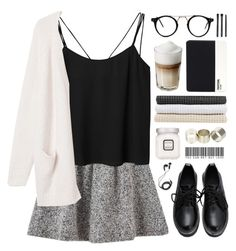 """""""Macchiato"""" by tania-maria ❤ liked on Polyvore featuring Monki, Laura Mercier, Abyss & Habidecor, Neon Hart, Witchery, DEOS, women's clothing, women, female and woman"""
