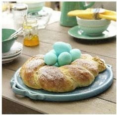*Rook No. 17: recipes, crafts & whimsies for spreading joy*: Easter Breads from Around the World