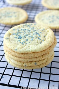 Copycat Pillsbury Sugar Cookies