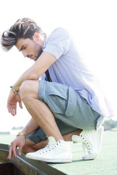 Men's Hair Stylistions