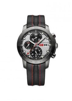 Chopard Reloj Mille Miglia Zagato acero con revestimiento DLC negro