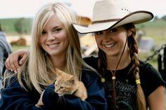 Amber and Cindy Busby Heartland Season 1, Heartland Quotes, Heartland Ranch, Heartland Tv Show, Amber Marshall, Heartland Characters, Ty E Amy, Horse Movies, Good Night Everyone