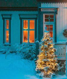 Julestemning fra Home & Cottage - Franciskas Vakre Verden