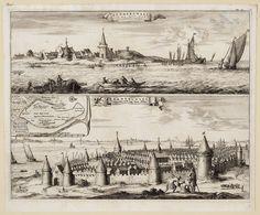AD 1530 (Saint Felix Flood) Paris Skyline, Holland, Taj Mahal, Vintage World Maps, History, Travel, Painting, Events, Twitter