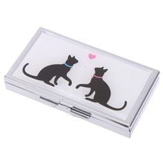 Krabička na léky #ILoveMyCat #pillbox #cat