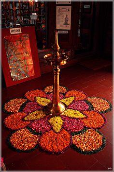 A fragrant welcome | Akila Venkat | Flickr