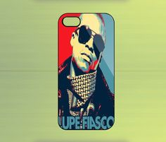 Lupe Fiasco Obey Inspired Case For iPhone 4/4S, iPhone 5/5S/5C, Samsung Galaxy S2/S3/S4, Blackberry Z10