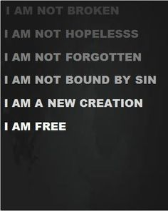 Where the Spirit of the Lord is, there is freedom... AMEN!!! Add addresses & help them find & highlight