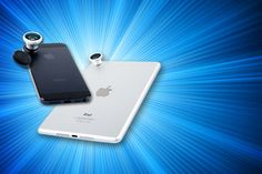 iPhone or iPad Fish Eye Lens