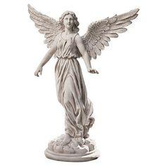 Design Toscano Angel of Patience Statue