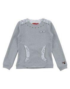 Sweatshirt Gaudi' Girl 3-8 years on YOOX.COM. The best online selection of Sweatshirts Gaudi'. YOOX.COM exclusive items of Italian and international designers - Secure payments - Free Return