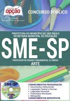 Promoção -  Apostila SME SP Professor 2016 PDF e Impressa  #concursos Saiba como adquirir a sua http://apostilasdacris.com.br/apostila-sme-sp-professor-2016-pdf-e-impressa/