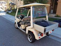 Used 2012 Other OTHER ATVs For Sale in California. CT&T LSV Golf Cart. Seats 4-6 adults. Great cart, set to go 25MPH but can go faster. Brand new batteries and tires. Street legal: has headlights, mirrors, turn signals and seat belts. Also has aluminum cargo box and removal side panels for weather resistant usage.
