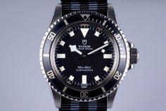 1968 Tudor Submariner 7016/0 Snowflake