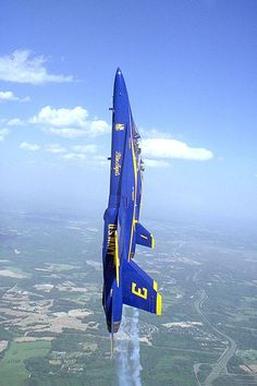 F/A-18 Hornet (Blue Angels)