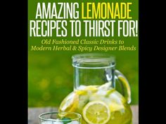 "http://www.listfree.org/101231-new-ebook-just-released-from-bellevue-author.html  A just-released eBook offers an up-to-date way to think about lemonade. It is ""Amazing Lemonade Recipes to Thirst For! Old Fashioned Classic Drinks to Modern Herbal and Spicy Designer Blends"" by Amber Richards."