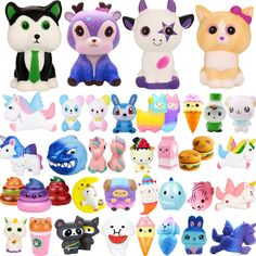 Sunny Funny Squishy Toys For Children Owl Anti Stress Adult Kids Toys Squishi Ice Cream Slow Rising Squeeze Toys Speelgoed Gift Back To Search Resultstoys & Hobbies
