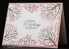 Image result for stampin up sheltering tree