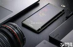 Huawei P10 Plus are ecranul curbat!