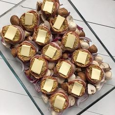 Schweinefilet mit Bresso-Sauce aus dem Backofen