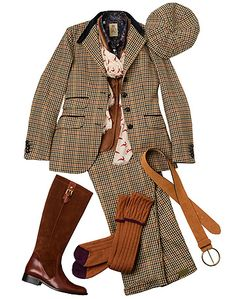 Ladies Wincanton Tweed Shooting Outfit, Cordings is a beautiful shop in Piccadilly, London, and has been selling traditional British tweeds since the 19th century