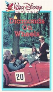 A Magical Challenge: Diamonds on Wheels