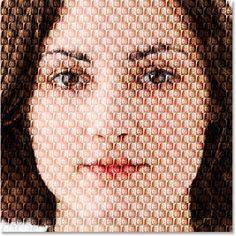 Como criar uma foto feita de várias fotos. | ::Tutoriais Photoshop::