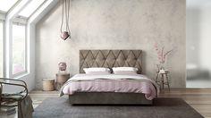 Κρεβάτι επενδεδυμένο με ύφασμα η τεχνόδερμαΙδανικό και για για παιδικό δωμάτιο , ξενοδοχεία και ενοικιαζόμενα διαμερίσματα γιατί μπορεί να κατασκευαστεί από μόνο έως υπέρδιπλο κρεβάτι * Διαστάσεις κεφαλάρι : από 90 έως 200 μήκος