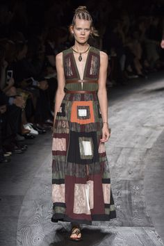 See the Valentino spring/summer 2016 collection. Click through for full gallery at vogue.co.uk