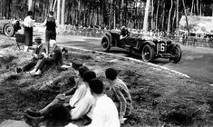 Alfa 8C 2300  The Earl Howe/Tim Birkin victory in 1931, after overcoming the Mercedes of three times its capacity, heralded the first of four consecutive wins for the iconic 2.3. The narrow Tazio Nuvolari/Raymond Sommer win in 1933 was perhaps the car's greatest.