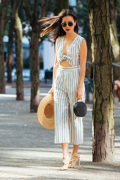 OOTD: What the Chung Transforms a Vintage Look with Cutouts #RueNow