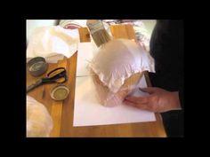 Millinery Flower, DeAnna Gibbons ✄ http://www.youtube.com/watch?v=UKEaHk_bnQE