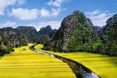 Tam Coc ~ Vietnam