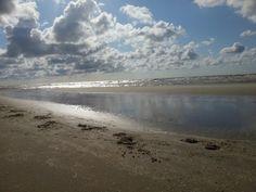 Strand de koog Texel