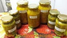 Inlê Groente / Bottled Vegetables Canning 101, Biltong, South African Recipes, Preserving Food, Chutney, Preserves, Pickles, Curry, Good Food