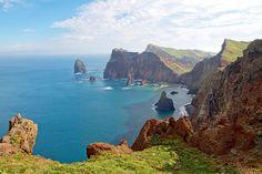 Alle Infos zum MTB-Spot Madeira - plus vier Tourentipps inklusive GPS-Daten.