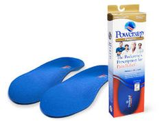 These inserts are the BEST thing ever for some arch support. Four years ago I started having foot pain with Planter's Fasciitis--not any more. Remove the insert that comes with your gym shoe and put these in. Mine have lasted longer than the shoes! I found for $35 at my running shoe store. Awesome product!